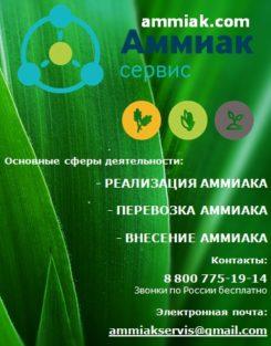Аммиак-Сервис